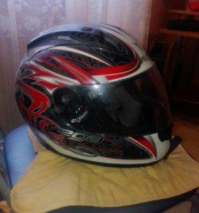 Шлем мотоцыклетный