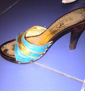 Сабо, туфли
