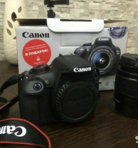Фотоаппарат Canon 1200 D