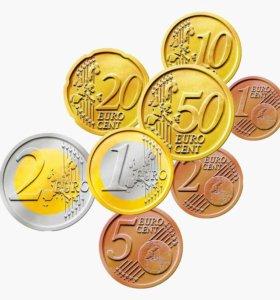 Монеты еврики