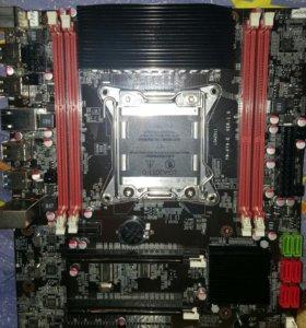 Lga 2011 Материнка на чипите x79+есть xeon e5 2670