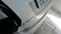 Удаление вмятин без покраски VW Polo