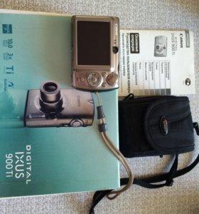 Фотоаппарат Саnon digital  IXUS 900 Ti