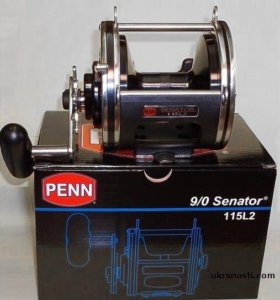Продам катушку penn 115l2