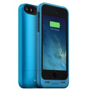 Чехол аккумулятор mophie на iPhone 5/5s/SE