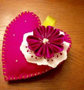 Сердце подарок сувенир