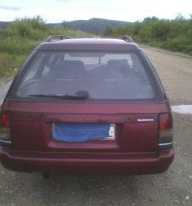 СУБАРУ ЛЕГАСИ 1992г 4WD