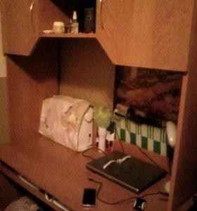 Комод,плательный шкаф,компьютерный стол