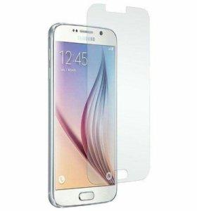 Samsung A3 защитное стекло