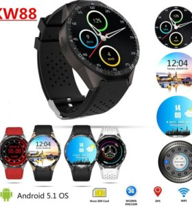 King Wear smart watch KW88 premium
