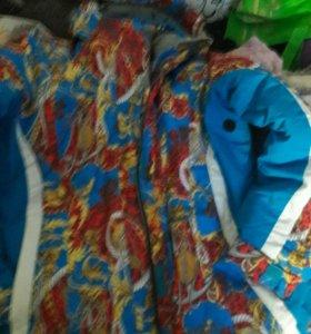 Горнолыжный костюм новый