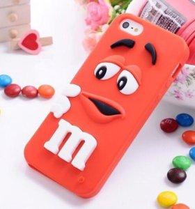 Чехлы M&M'S iPhone 5/5s