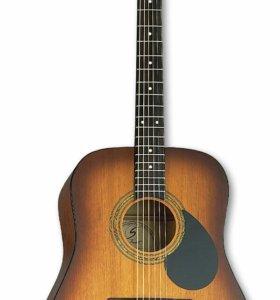 Акустическая гитара Greg Bennett.