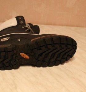 Ботинки б/у timberland