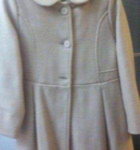 Пальто mayoral 7 лет