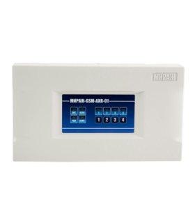 Мираж-GSM-AXR-01  gsm сигнализация