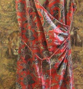 Летнее платье р. 48-50