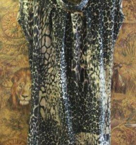 Нарядное платье р. 46-48 кашемир