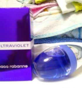 Женские духи Ультрафиолет от Paco Rabanne 30 ml