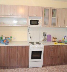 Новая кухня 3,2 метра с фартуком