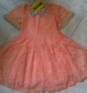 Новое платье 2 шт