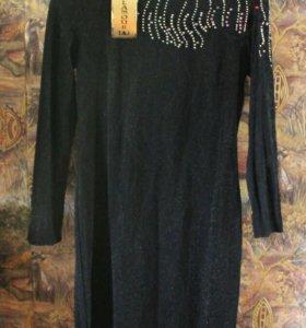 Нарядное платье р. 48-50 (Новое)