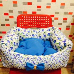 Лежак для кошек собак