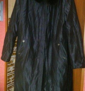 Продам демисезонное пальто(зима/осень)