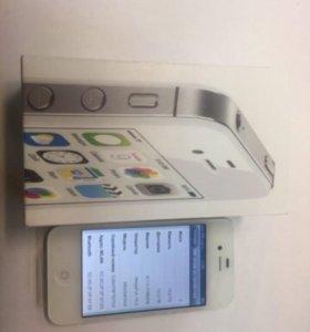 iPhone 4s прошивка 6.1.3