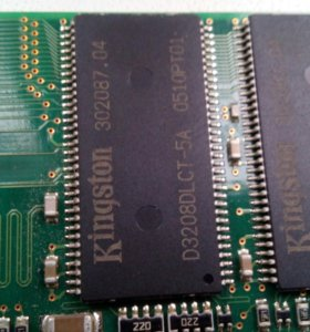 Память kingston kvr 256 ddr2