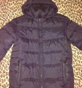 Мужская зимняя куртка 48-50 размер