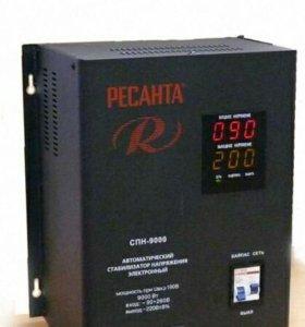 Стабилизатор напряжения Рессанта СПН-9000
