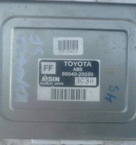 ЭБУ на Тойоту 89540-20250