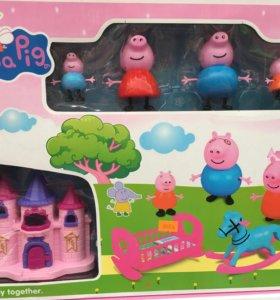 "Замок ""Свинка Пеппа"""