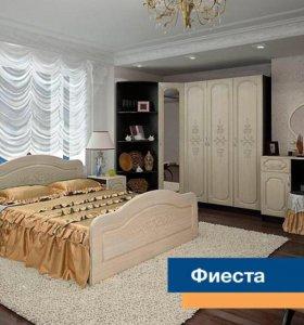 Спальня Фиеста (венге) МФ Сура