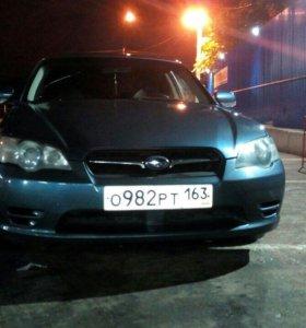 Subaru Iegasi 2004