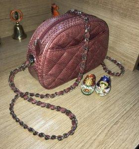 Натуральная сумка