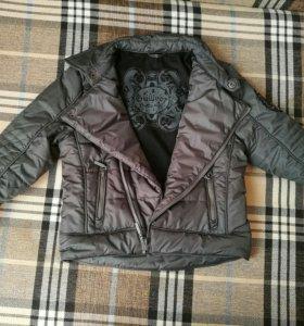 Куртка весна-осень размер 104 фирма GULLIVER.