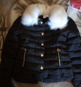 (Новая) Куртка женская, детская, осень-весна