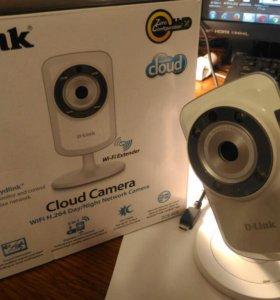 Вебкамера D-link dcs-933l