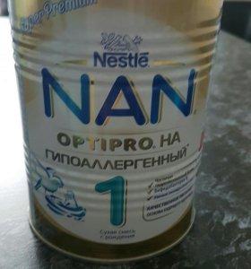 Детская смесь NAN гипоаллергенный