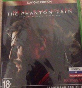 Metal Gear Solid 5. The phantom pain (Xbox one)
