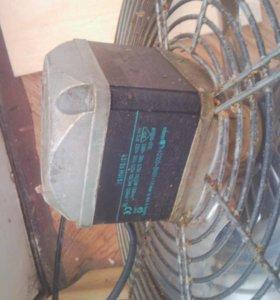 Вентилятор для вентиляционной системы 230в. ebm