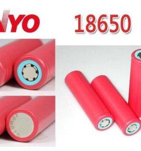 Sanyo 18650 3.7 V 2600 mAh