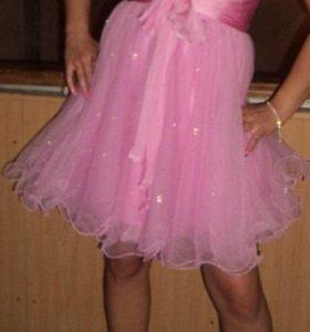 Выпускное платье от Sherri Hill