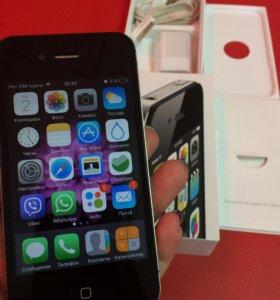 Смартфон Apple iPhone 4s black