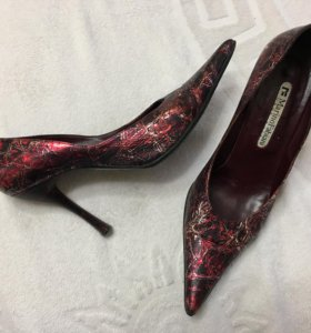 Итальянские туфли Marino Fabiani