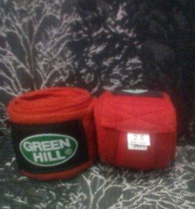 Повязки на руки  Green Hill