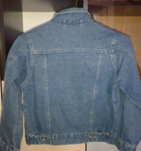 Детская Джинсовая курточка