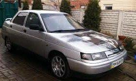 Багажник Lada2110